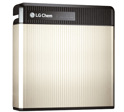 LG Chem RESU 3.3 solar storage battery in Champagne