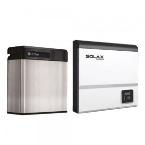 RESU 10 + SolaX X-Hybrid Inverter Package
