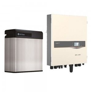 RESU 10 + Sungrow SH 5K Hybrid Inverter Package