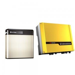 RESU 3.3 + Goodwe ES-series Hybrid Inverter Package
