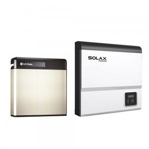 RESU 3.3 + SolaX X-Hybrid Inverter Package, $4979.00 + GST