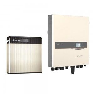 RESU 3.3 + Sungrow SH 5K Hybrid Inverter Package