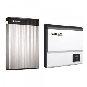 RESU 6.5 + SolaX X-Hybrid Inverter Package